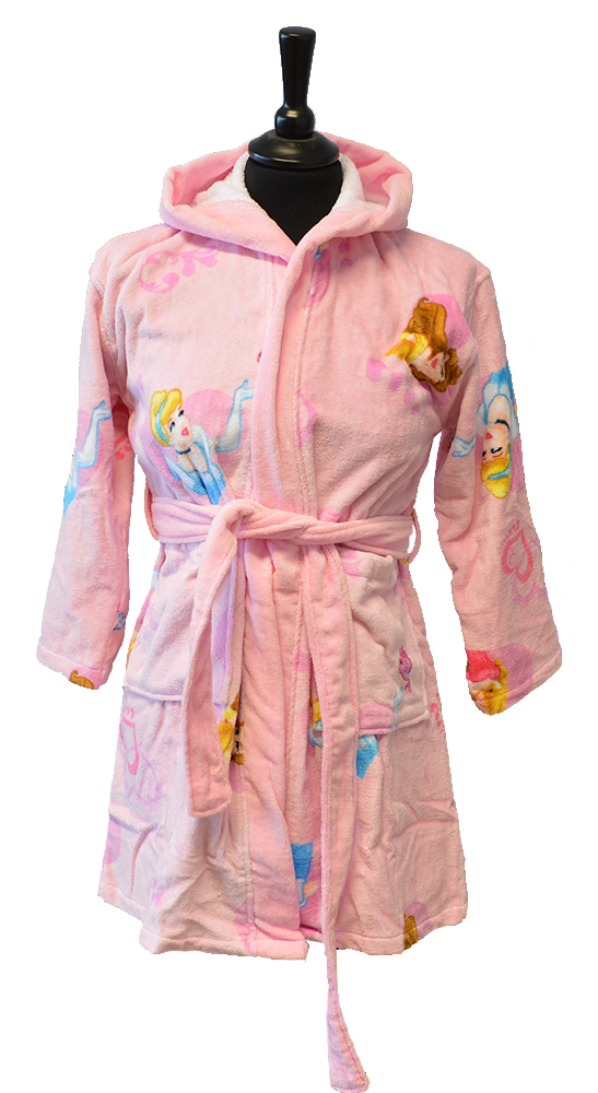 Dinsey Princess bathrobe